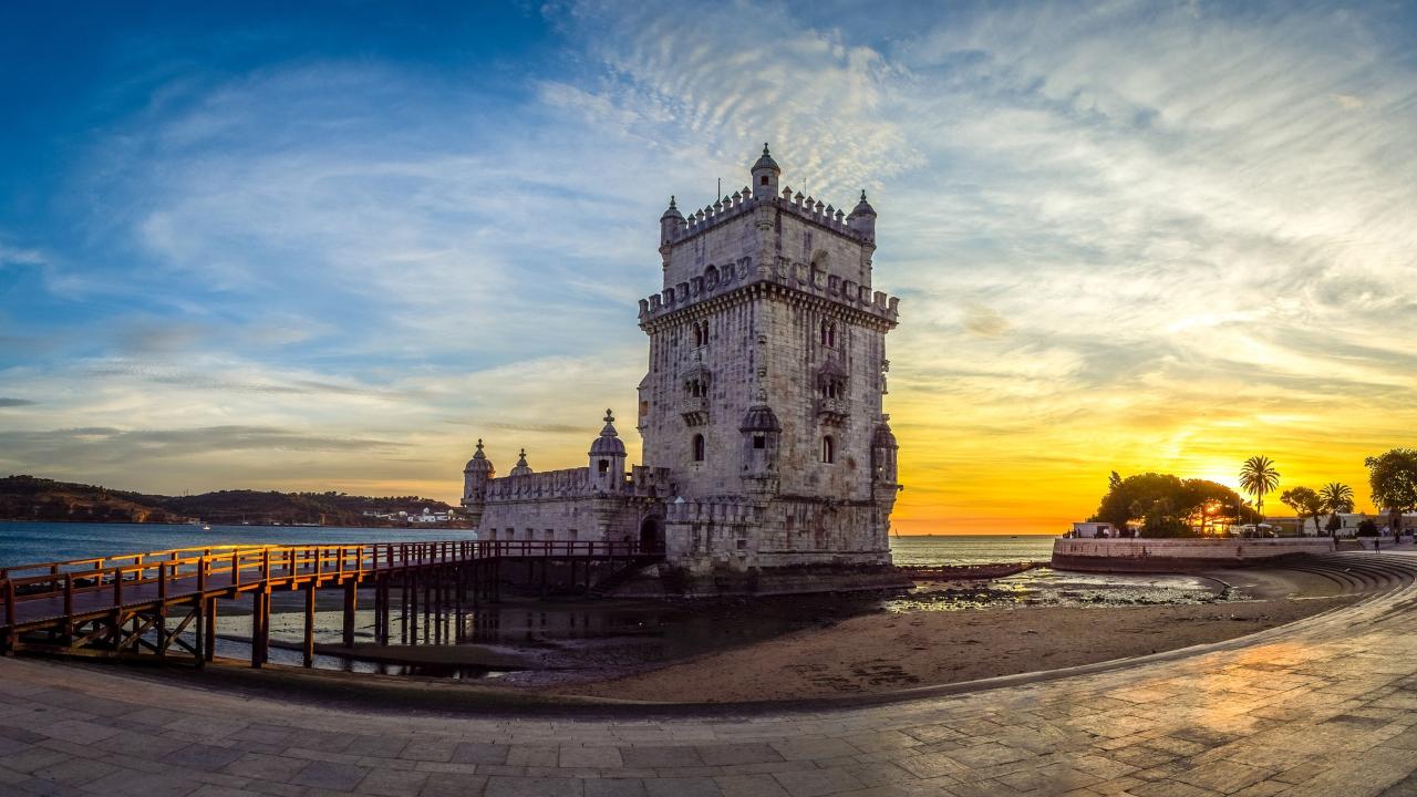 Turnul Belem Revelion Lisabona