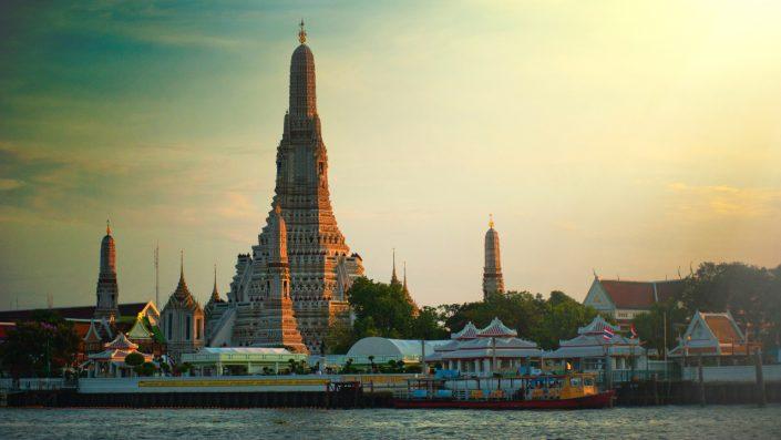 Bangkok, Thailanda Revelion 2020
