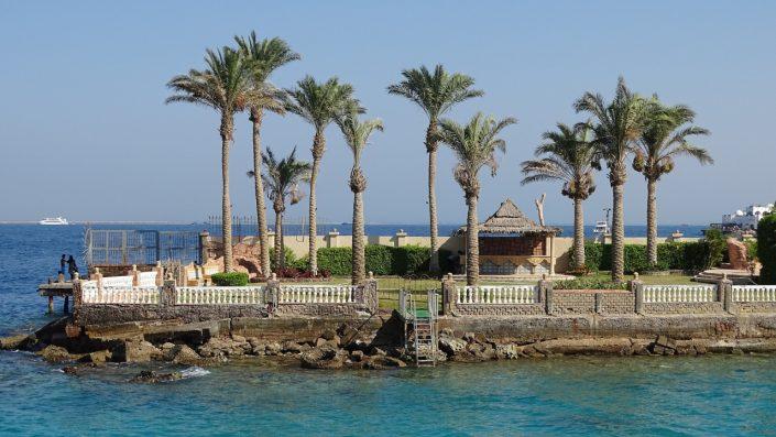 Hurghada palmieri, cairo minisejur hurghada