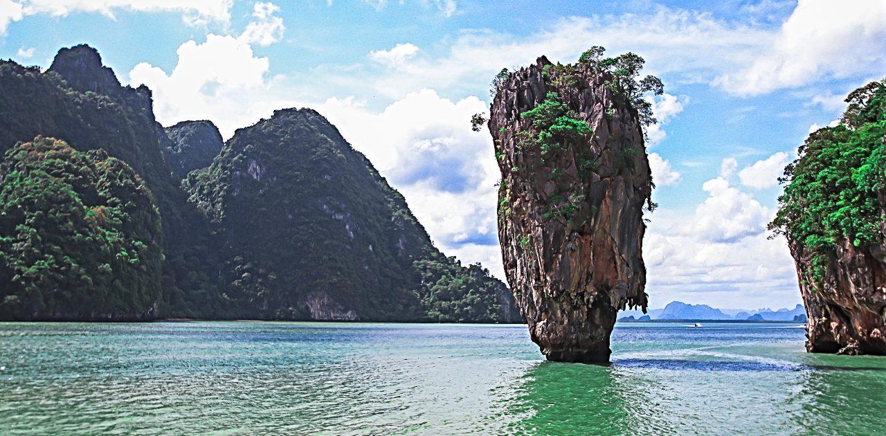 Insula James Bond Thailanda 1