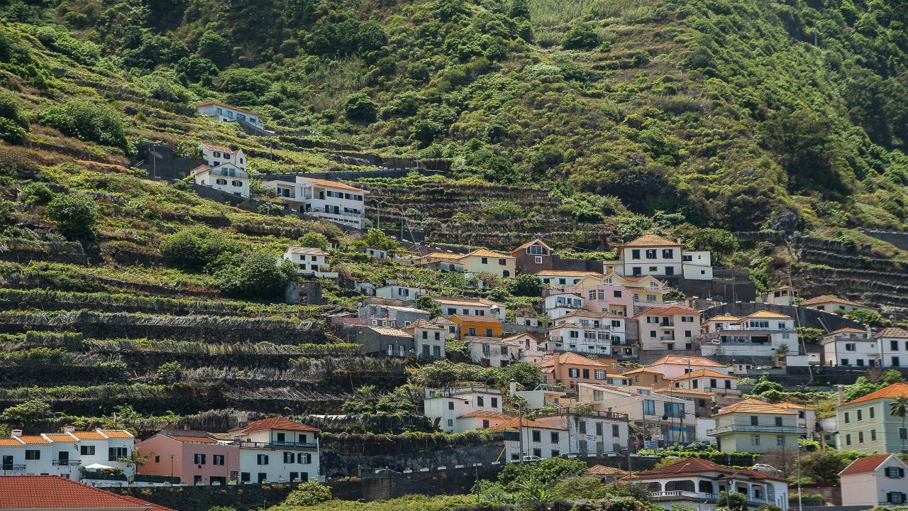 Revelion in Madeira