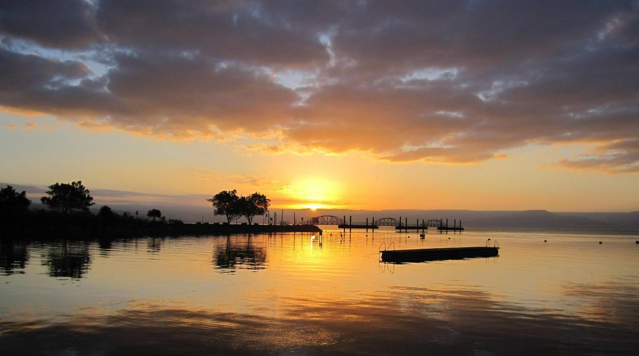 Marea Galileei, Israel