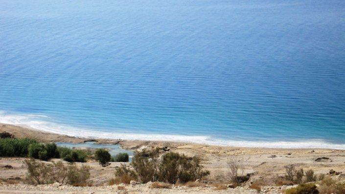 Marea Moartă, Israel Crăciun 2020