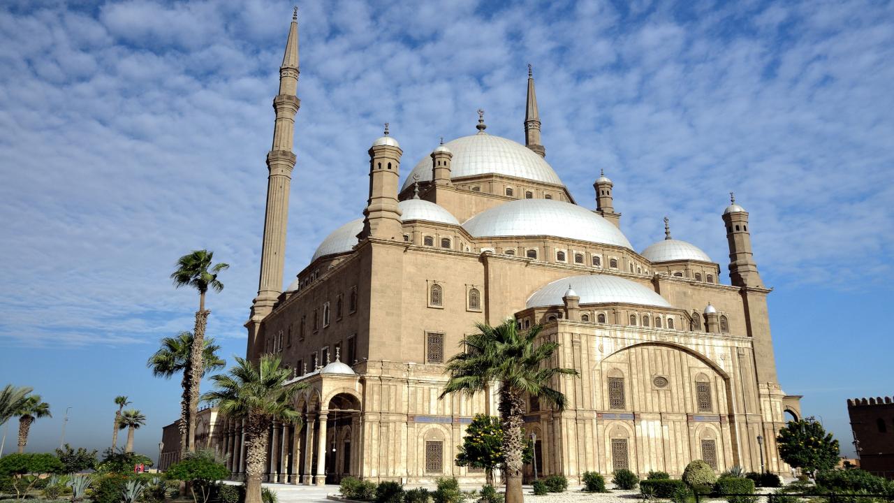 Moschea de Alabastru, cairo minisejur hurghada