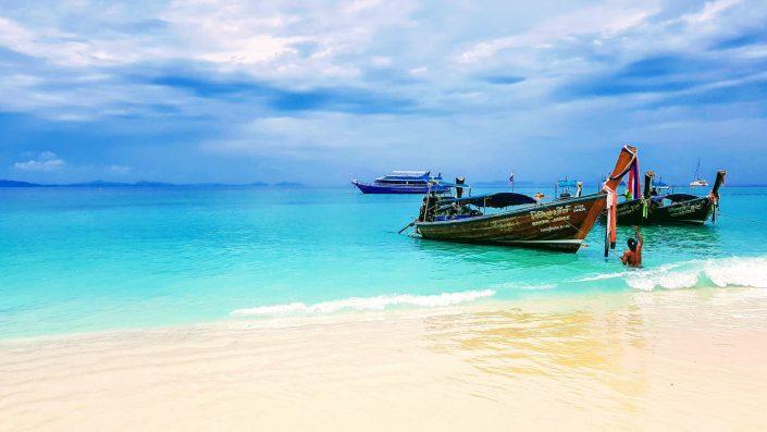 Phi Phi Island Phuket Thailanda Revelion 2020