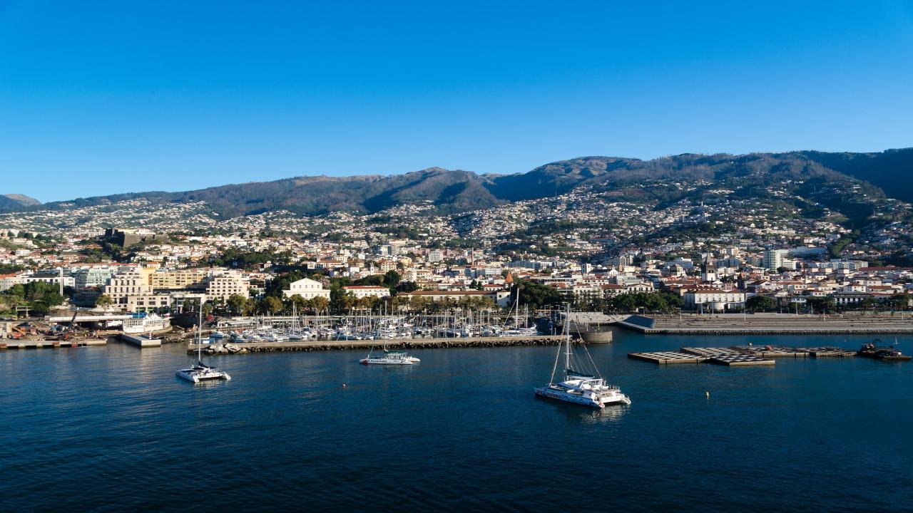 Funchal Madeira Festivalul Florilor