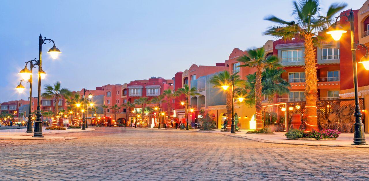 Hurghada oraș