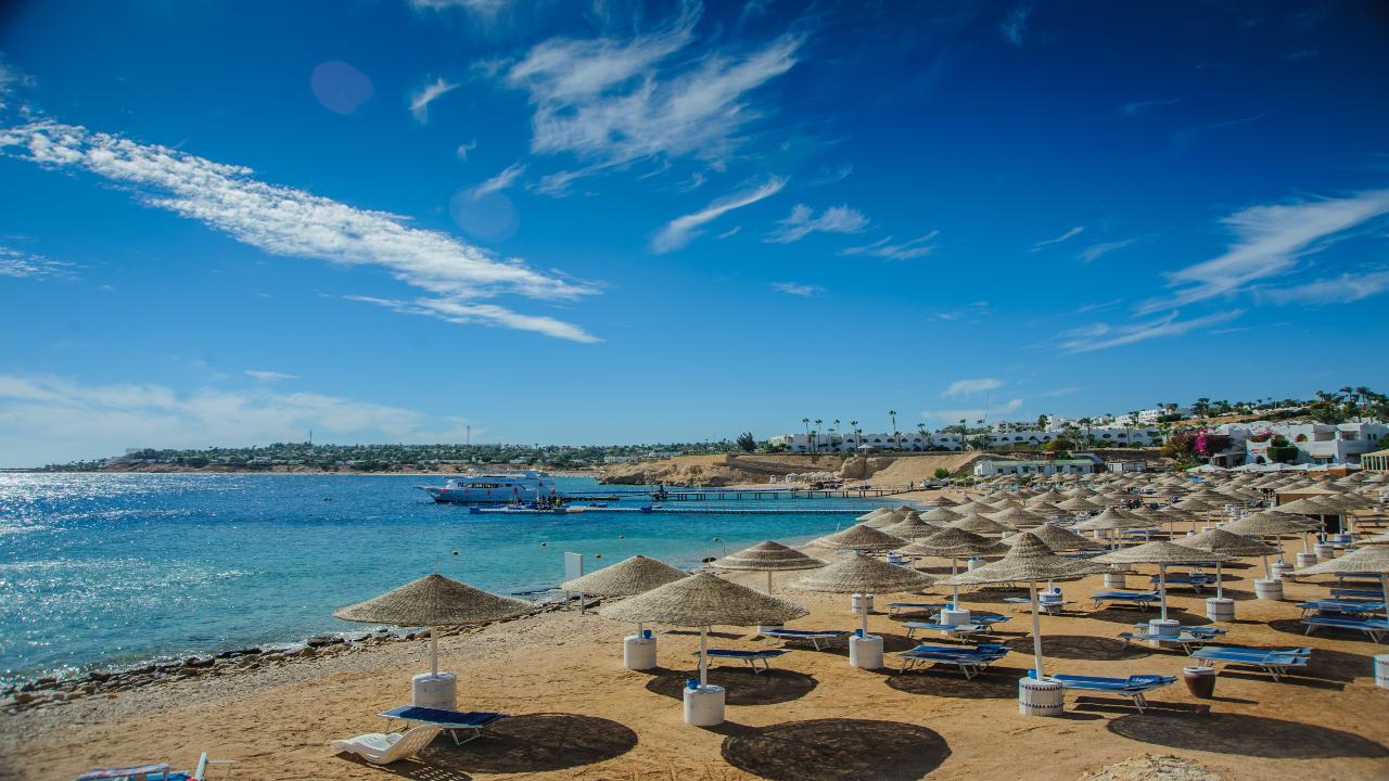 Hurghada plajă