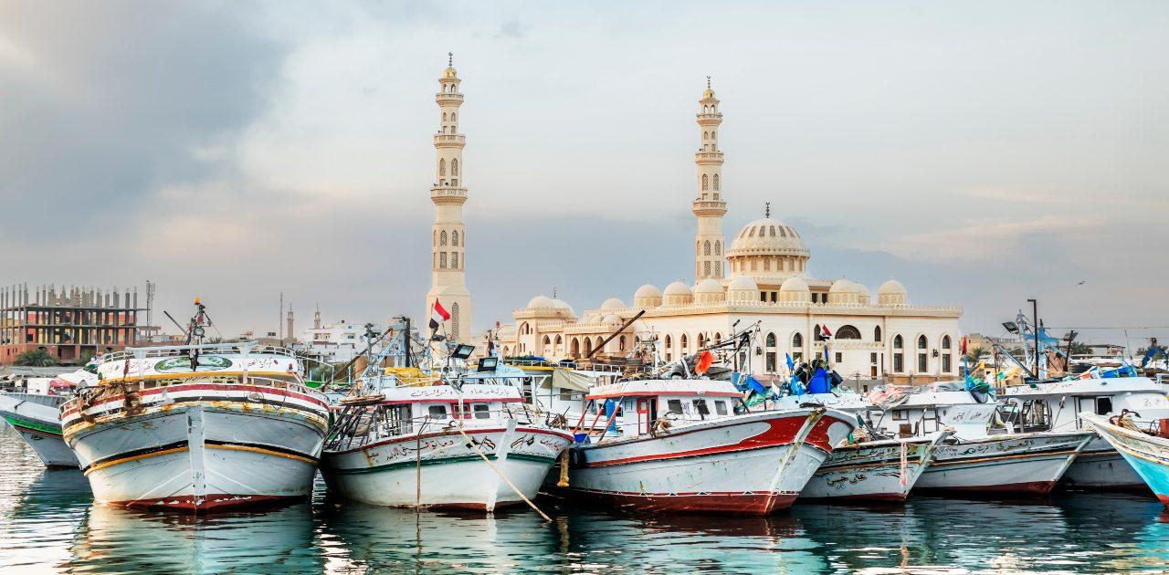 Hurghada yachturi