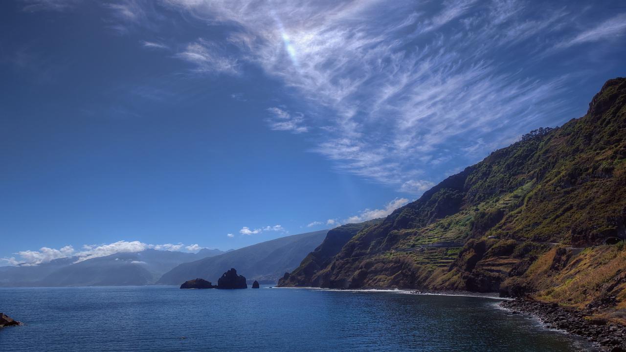 Madeira coastă