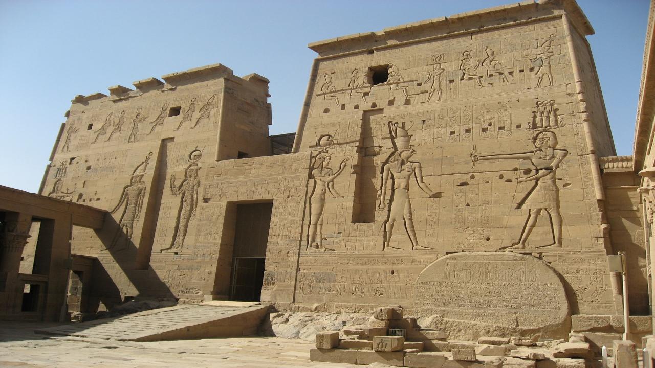 Templul lui Isis