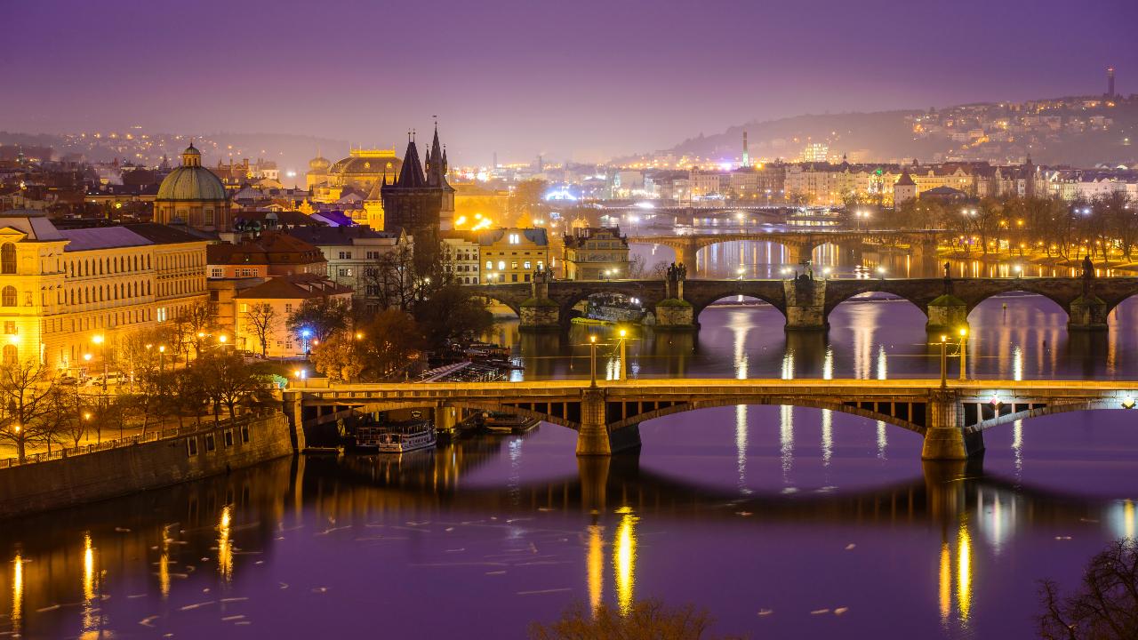 Praga Piața de Crăciun