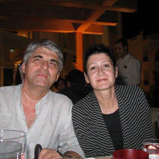 Anca Dimitrescu & Puiu Croitoru