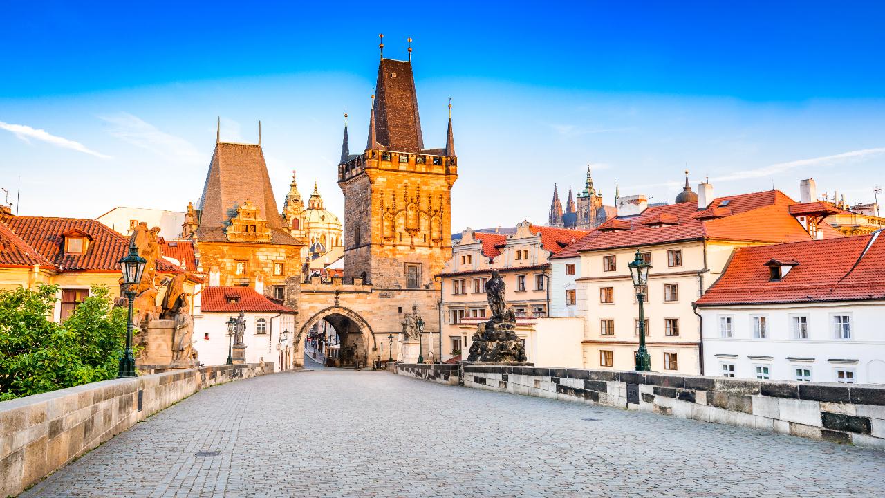Praga Praga Piața de Crăciun