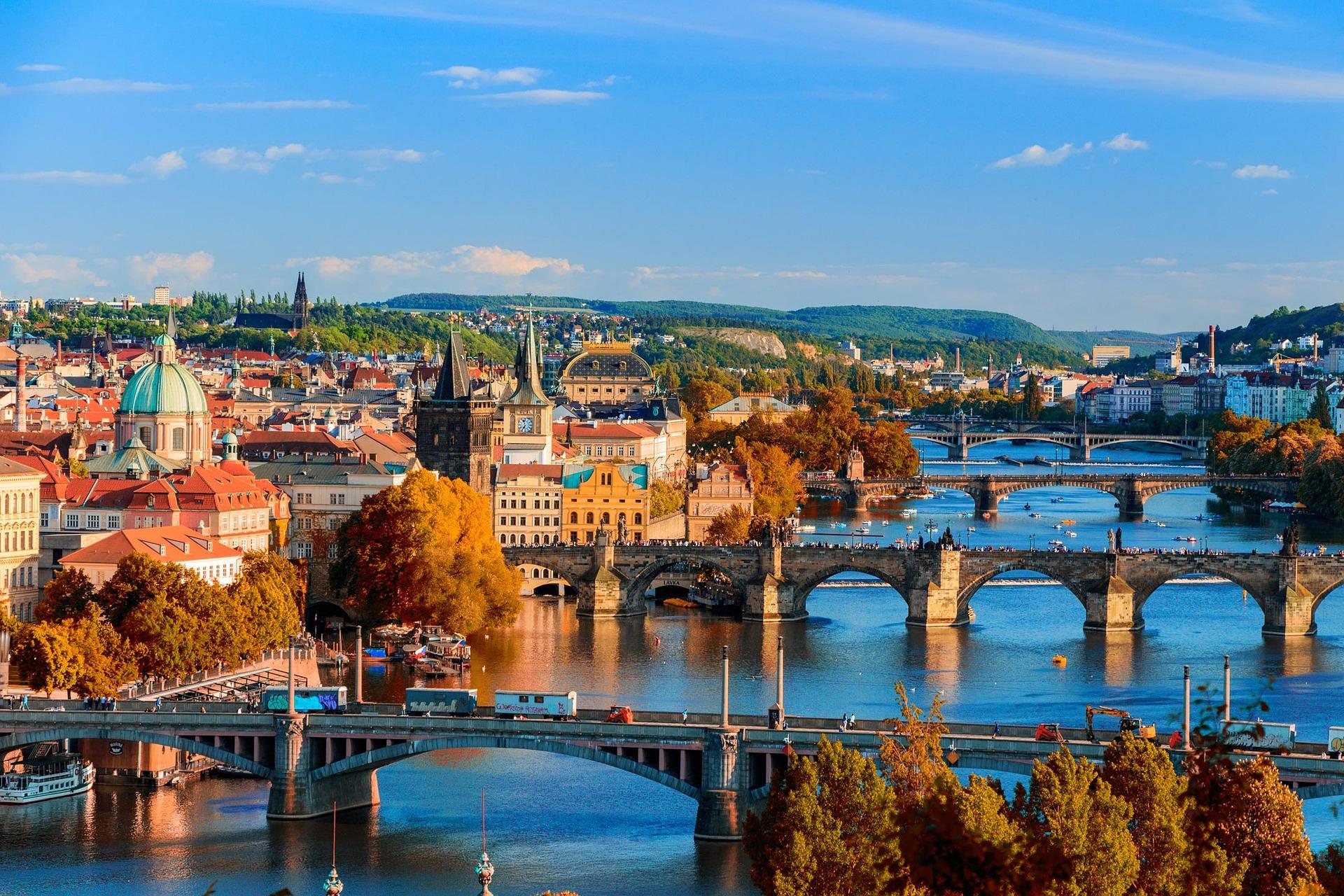 Praga Paste 2020 Piața de Crăciun Revelion 2020