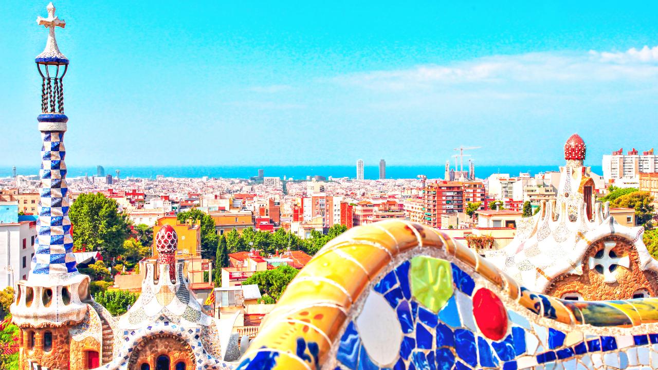 Barcelona Destinații Circuite