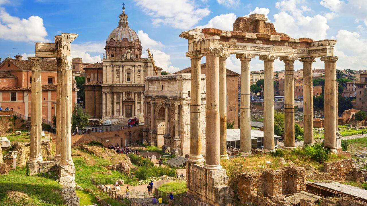 Forul Roman Roma