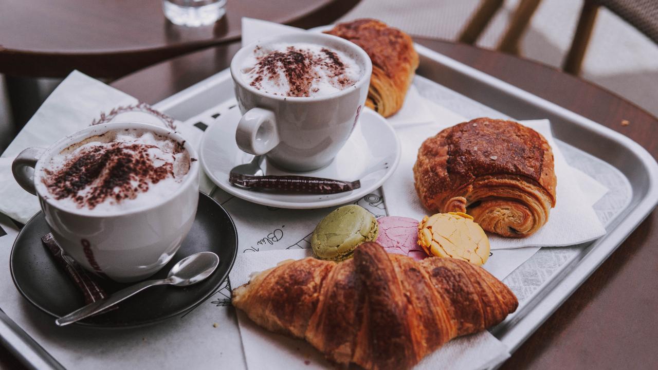 Mic dejun parizian