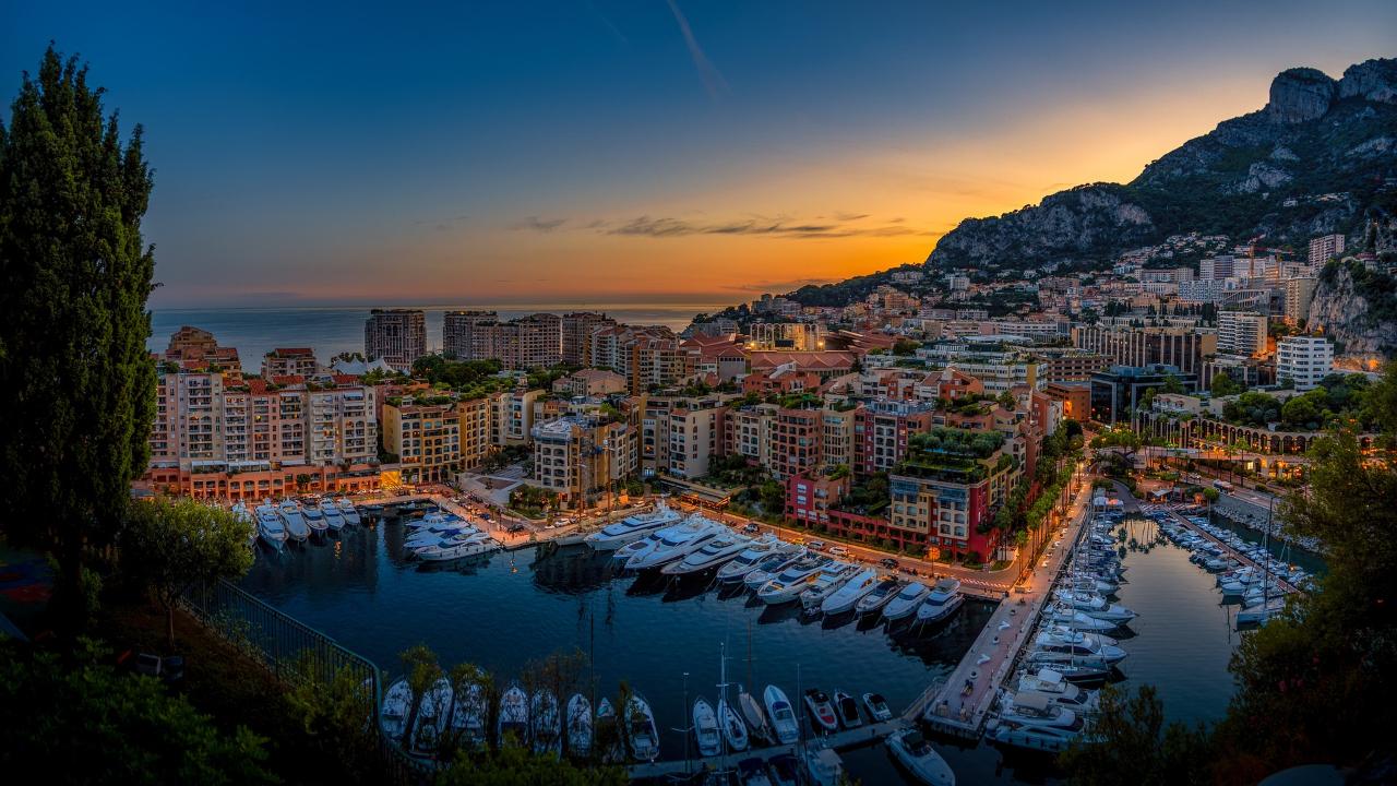 Monaco Revelion