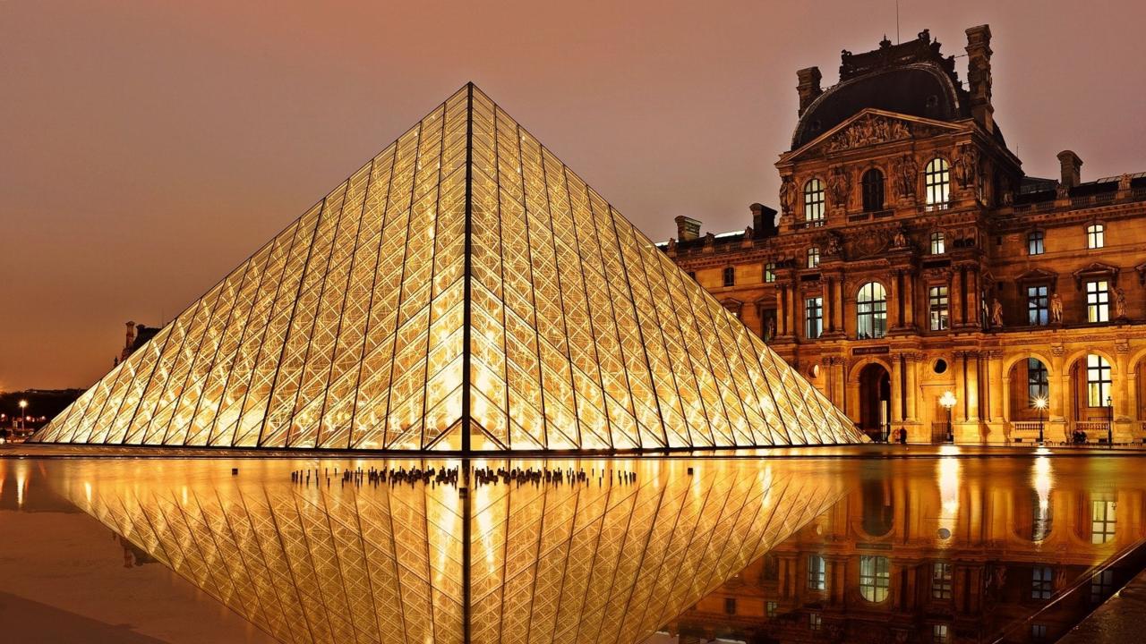 Muzeul Luvru Paris Paște 2020