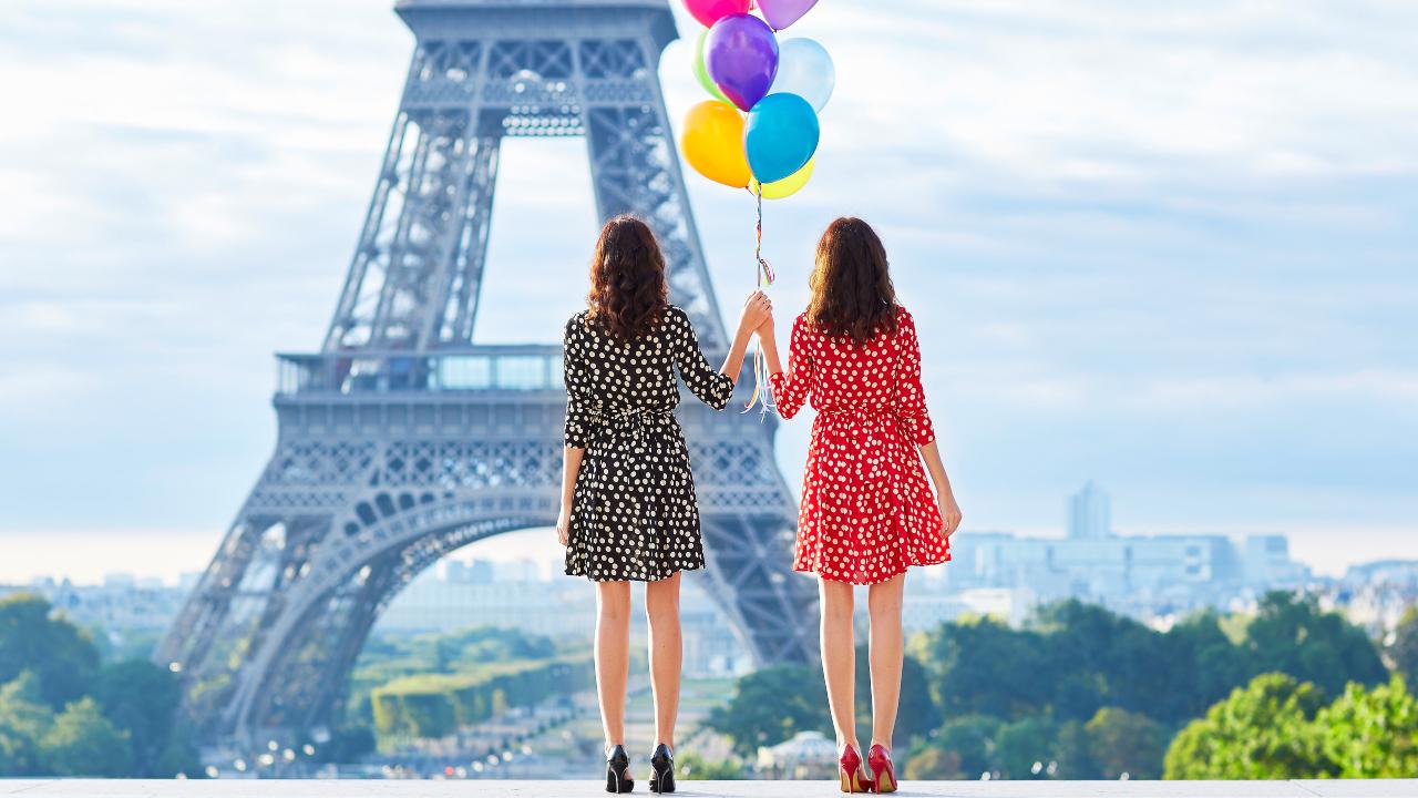 City Break Paris, Revelion Paris