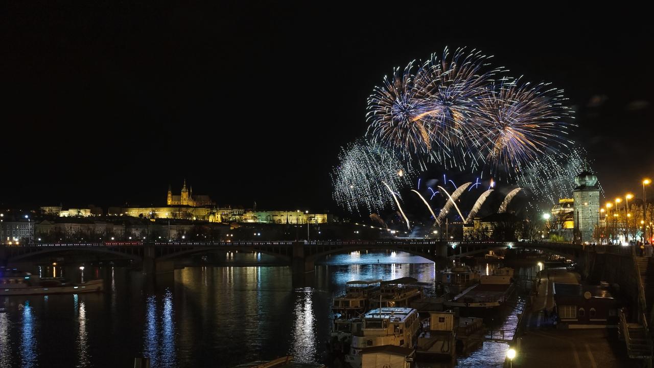 Praga Revelion 2020