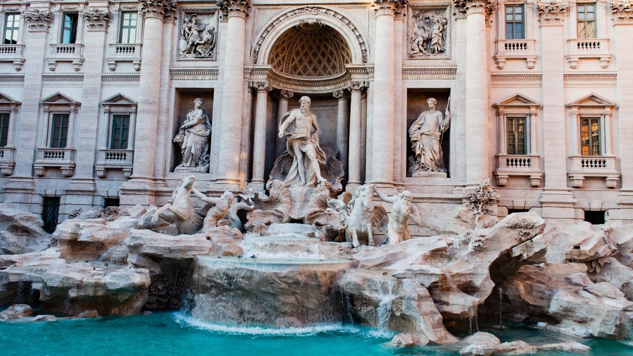 Roma revelion fântâni, roma paste 2020, city break oferte