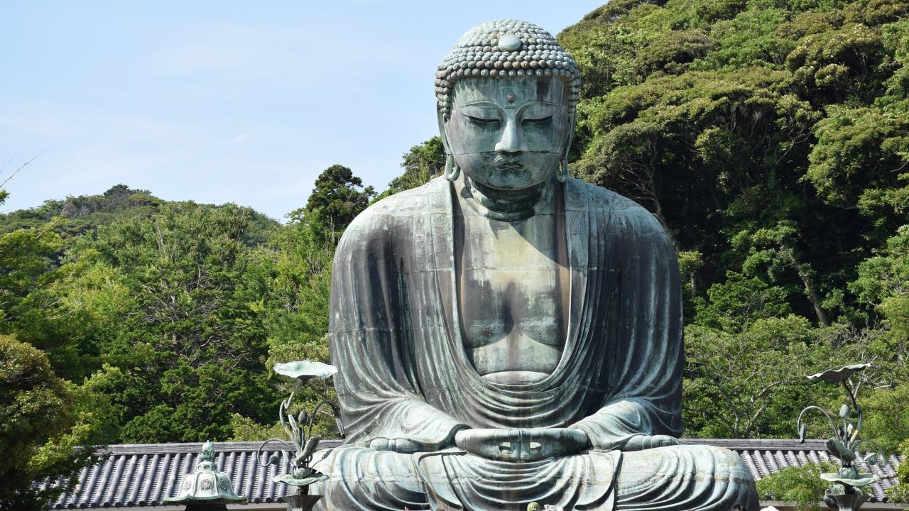 Templul Kotokuin Kamakura, circuit Japonia 2020