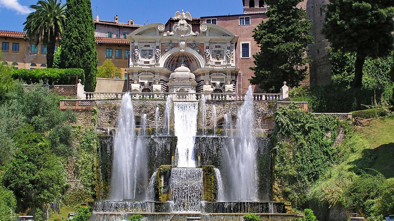 Tivoli Roma Revelion