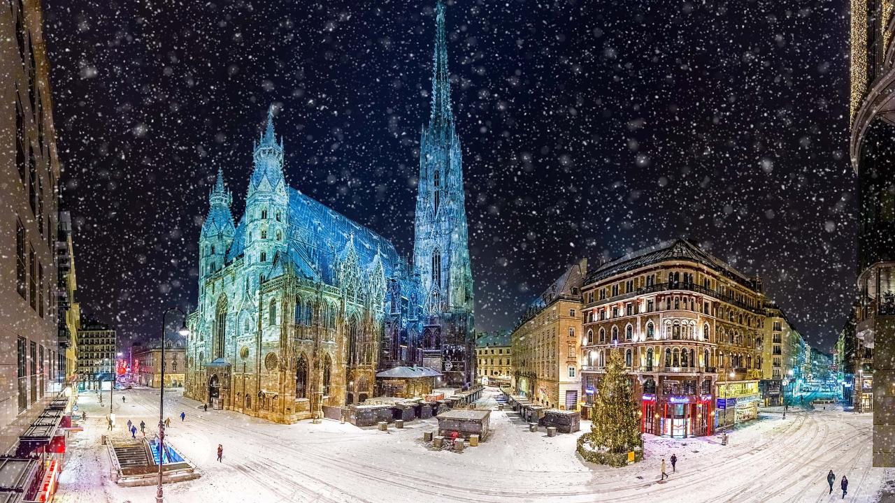 Viena Revelion Crăciun