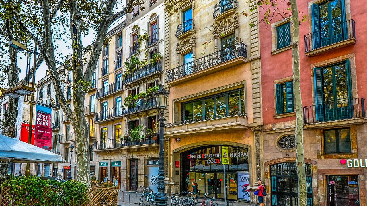 Barcelona Revelion 2020 strazi