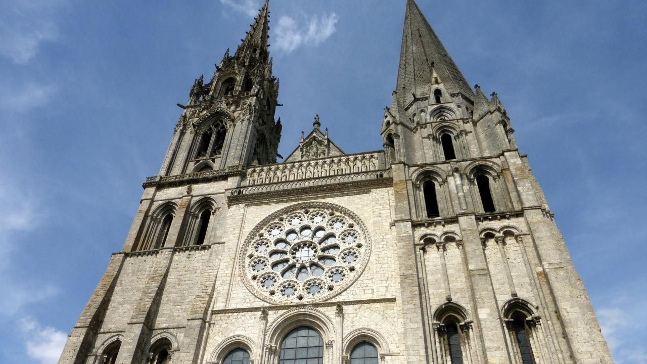 Chartres Catedrala 1