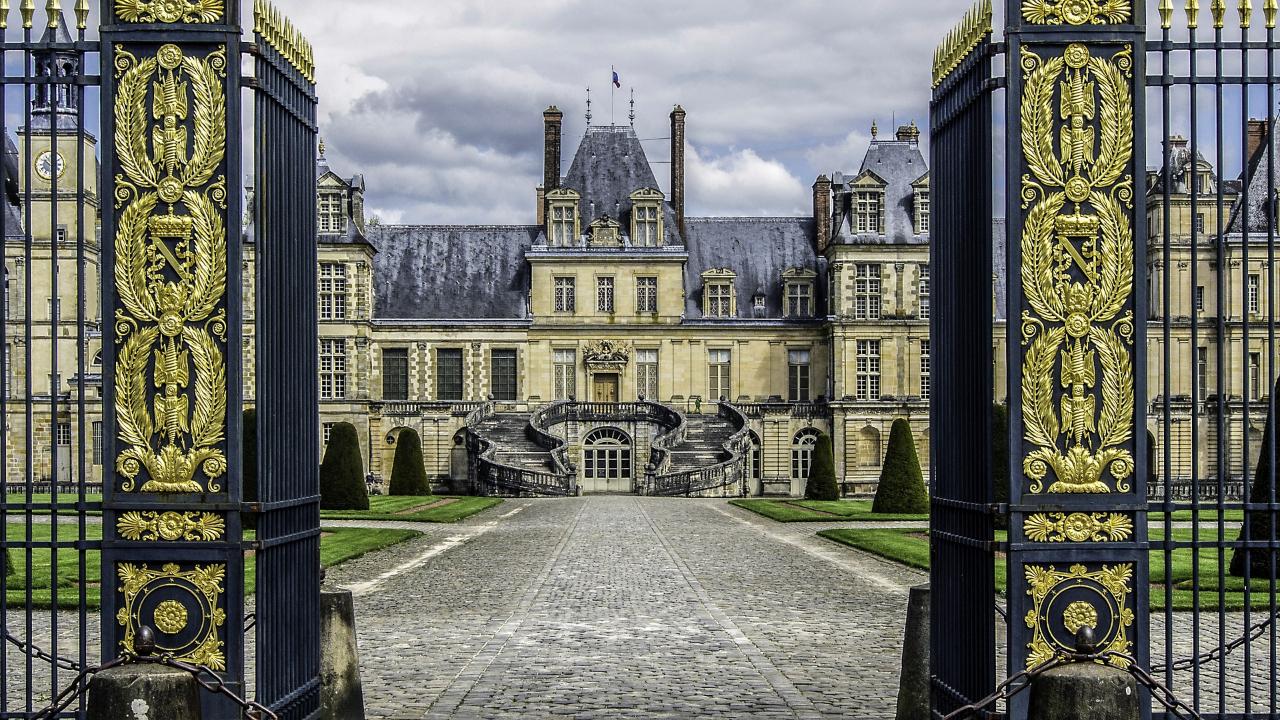 Fontainebleau Castel