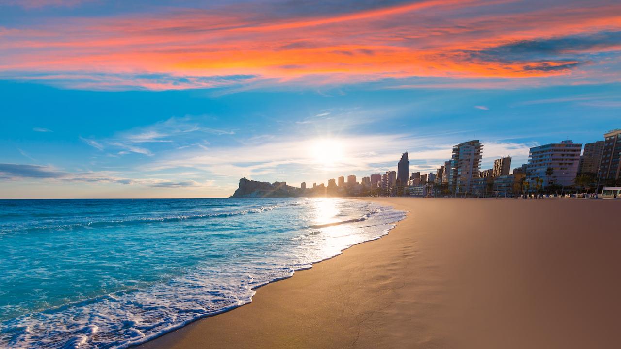 Sejur Spania plaja1 1