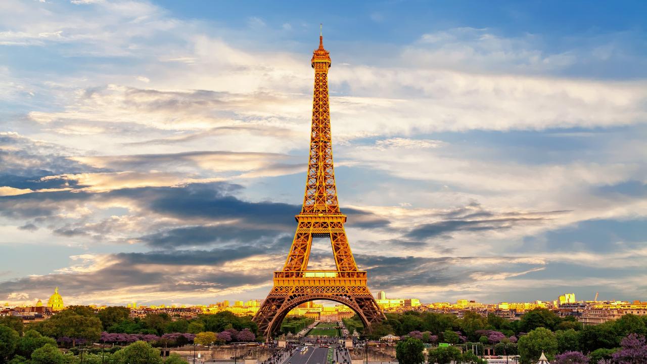 Paris Turn Eiffel
