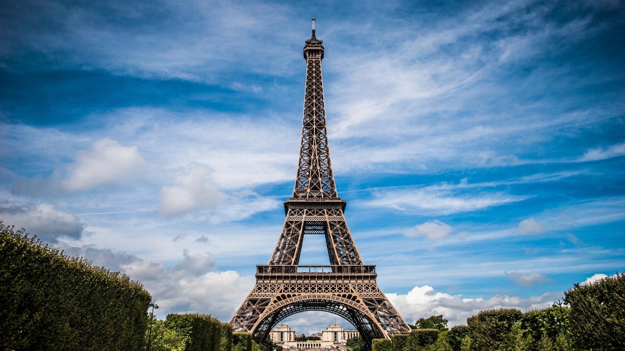 Paris Paște 2020