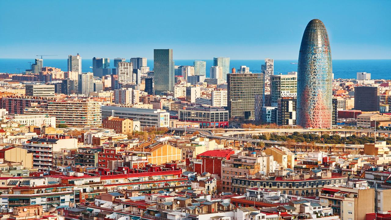 Barcelona Paște 2020