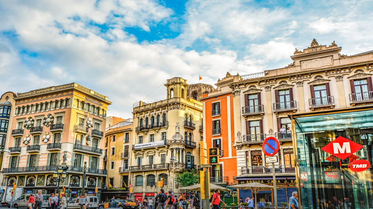 barcelona strazi