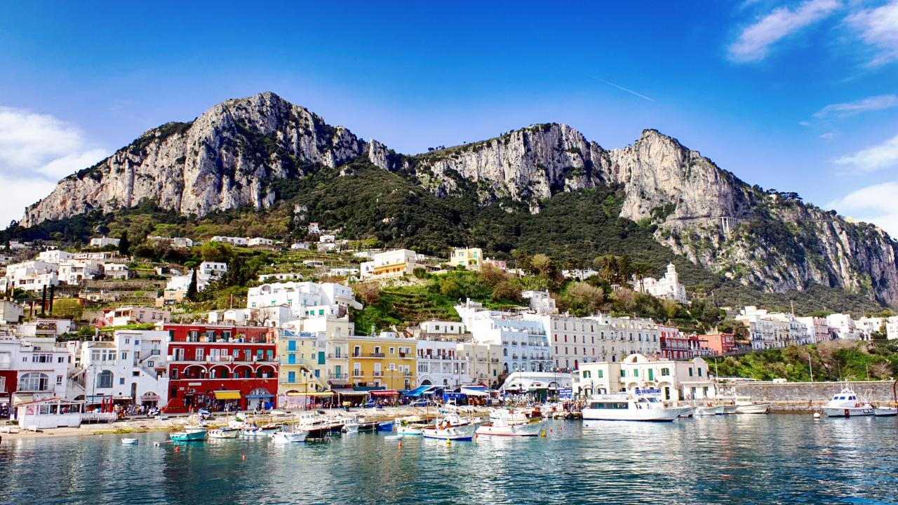 Napoli Capri 1