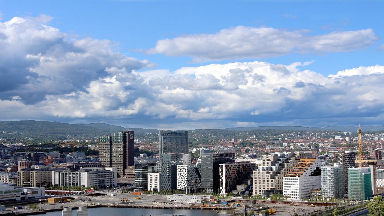 Oslo Scandinavia Capitale și Fiorduri