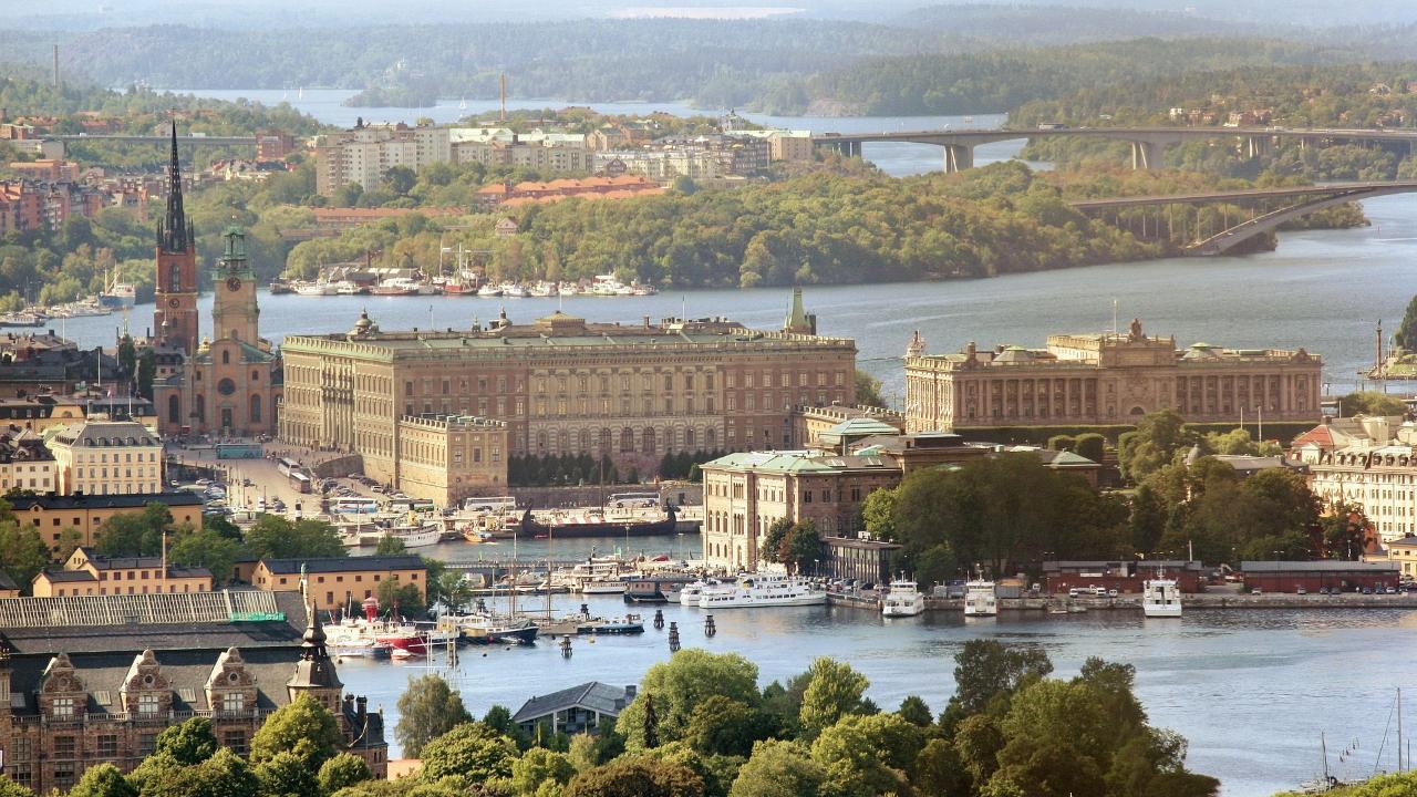 stockholm scandinavia panorama 1