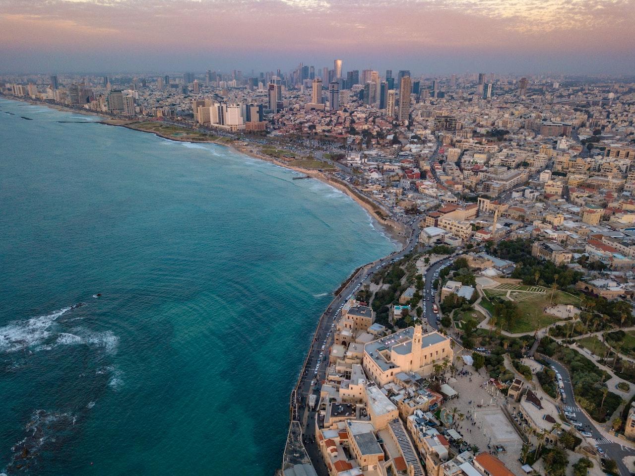 Jaffa Harbour Israel