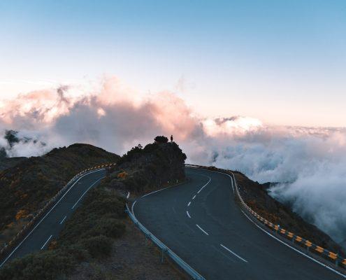 Priveliste superba in Madeira