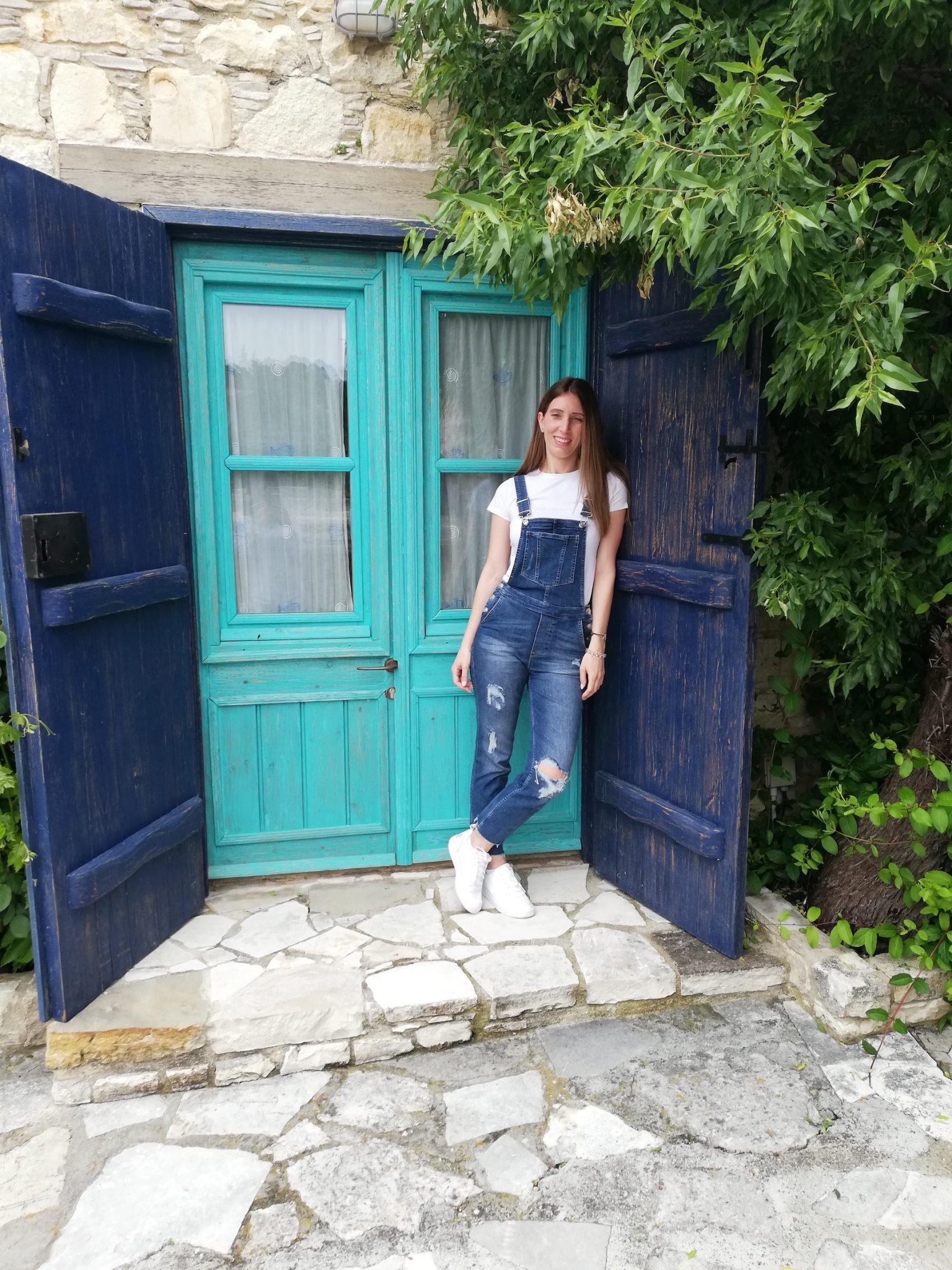 Sophia in Cyprus