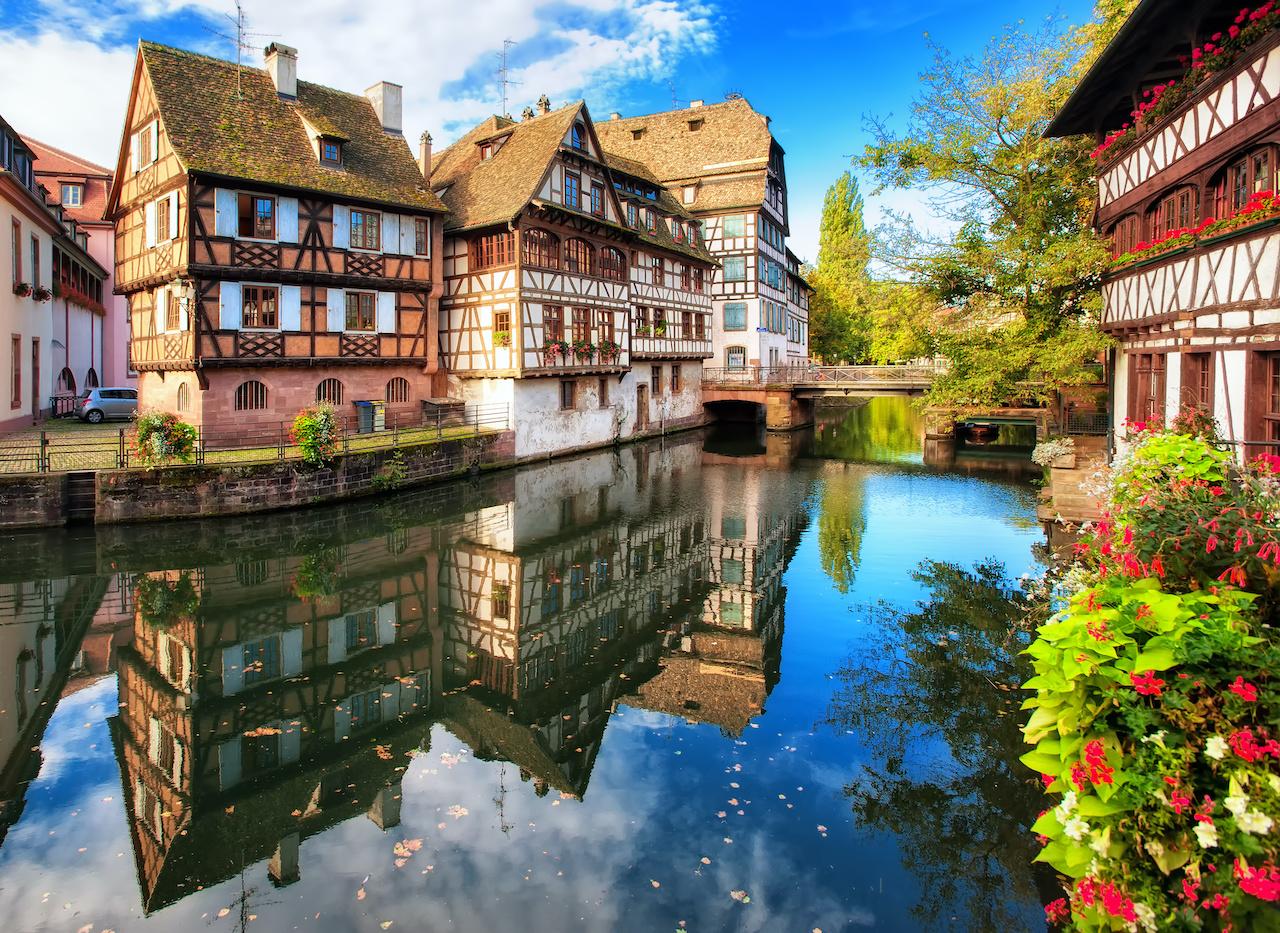 Strasbourg, Franta