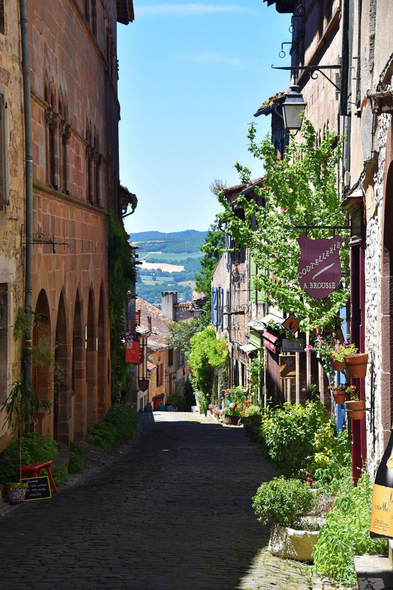 Cordes-sur-Ciel, Franta