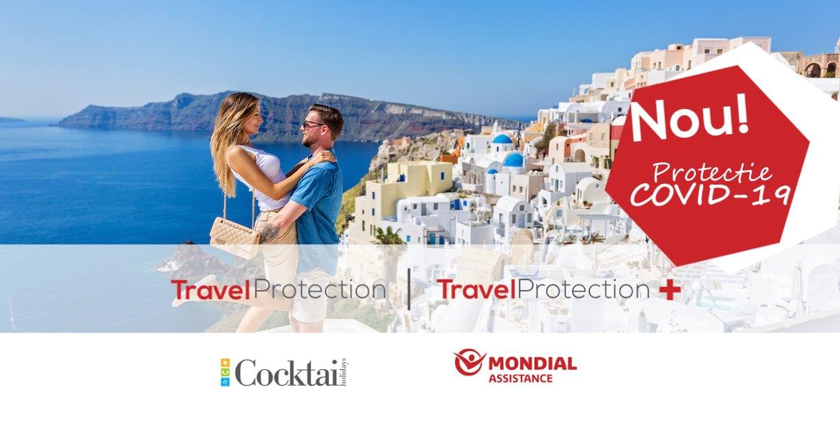 Cocktail Holidays, COVID Protectie, Mondial Assistance, asiguarare Medicala de Calatorie