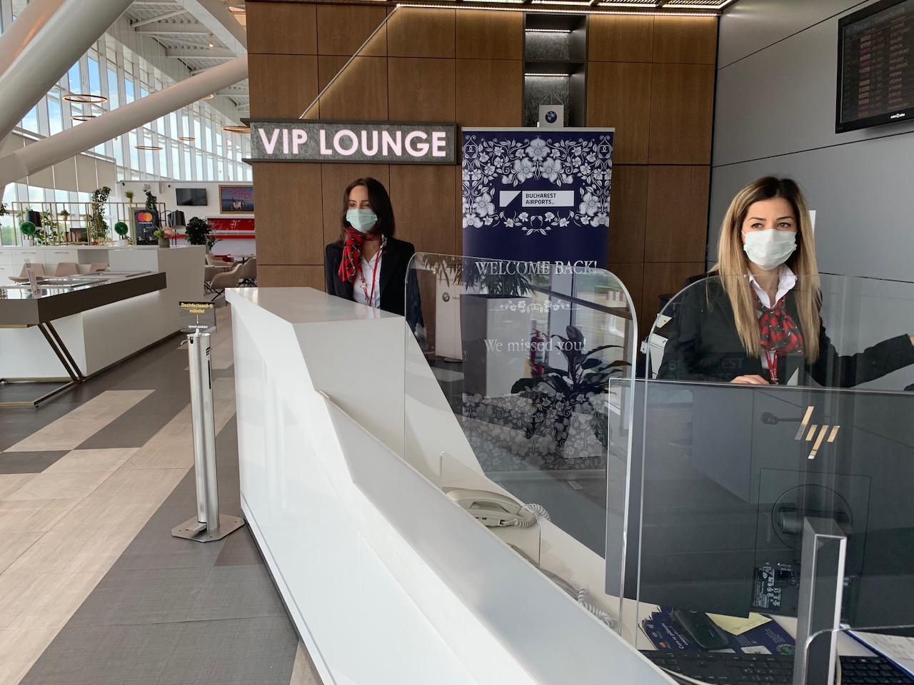 Zona VIP Lounge
