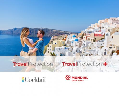 Real Safe Travels Asigurare de Calatorie Covid, Cocktail Holidays