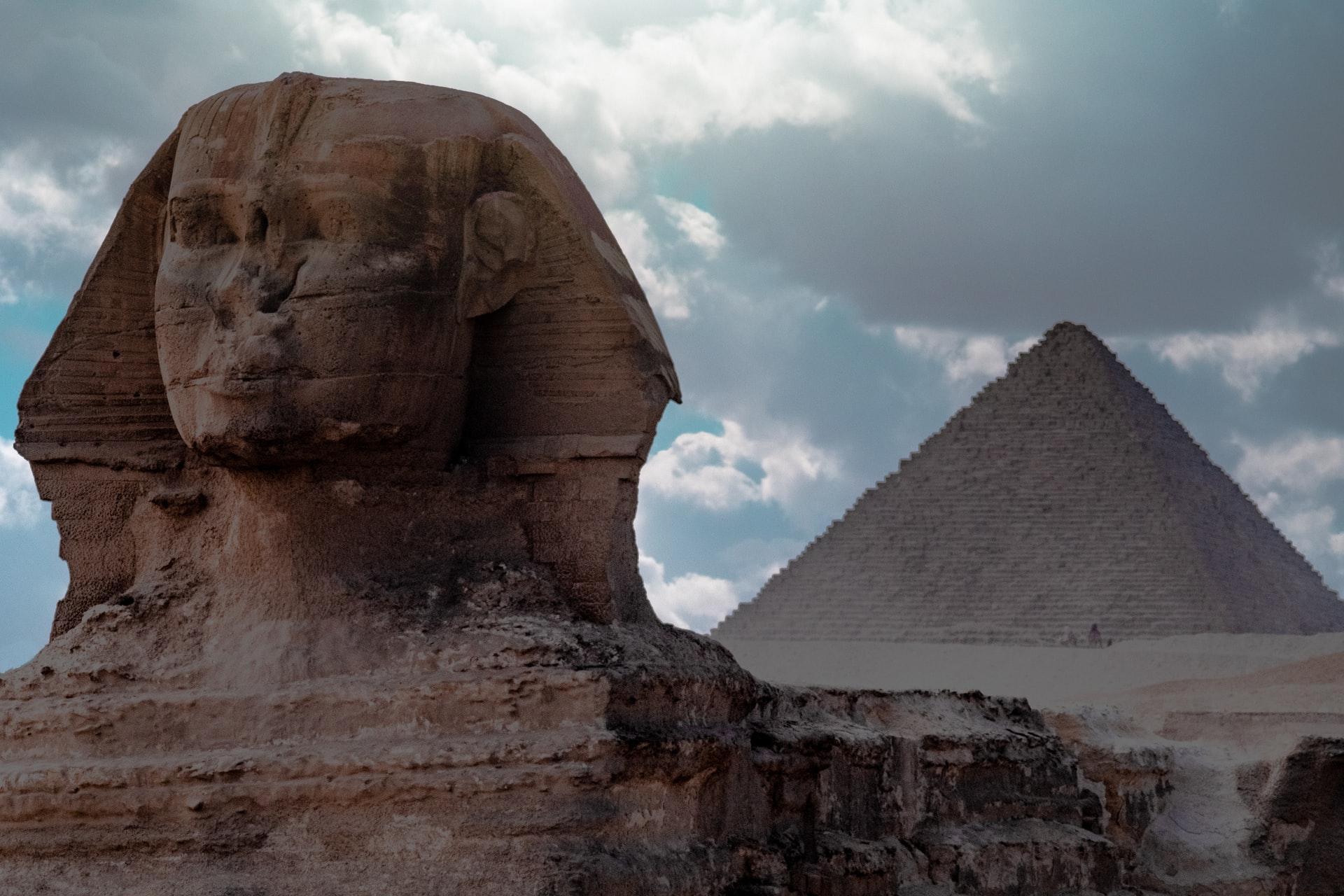 Piramidele Egiptului, Cairo